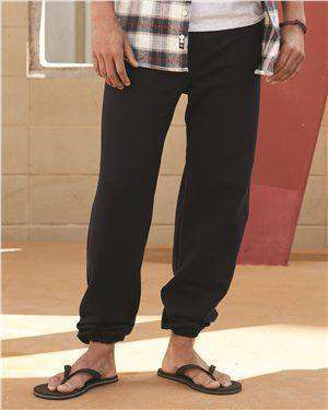 Brand: JERZEES | Style: 973MR | Product: NuBlend Sweatpants
