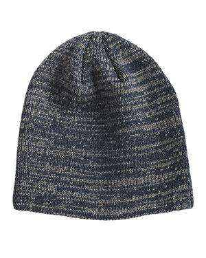Brand: Sportsman | Style: SP03 | Product: Marled Knit Beanie