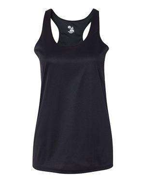 Badger Sport Women's B-Core Racerback Tank Top