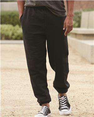 Brand: JERZEES | Style: 4850MR | Product: Super Sweats NuBlend® Sweatpants with Pockets