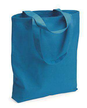 Brand: Q-Tees | Style: QTBG | Product: 11.7L Economical Gusseted Tote