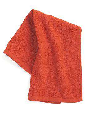 Brand: Q-Tees | Style: T18 | Product: Budget Rally Towel