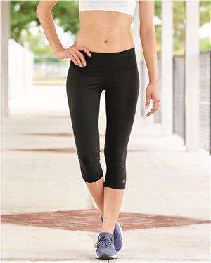 Brand: Champion | Style: B960 | Product: Women's Performance Capri Leggings