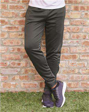Brand: Badger | Style: 1575 | Product: Unbrushed Poly Trainer Pants