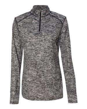 Badger Sport Women's Anti-Microbial 1/4-Zip Sweatshirt - 4193