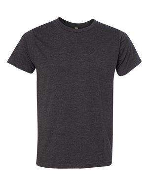 Bayside Unisex USA-Made Heathered T-Shirt
