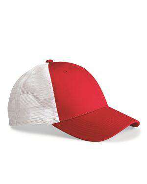 Brand: Valucap | Style: VC400 | Product: Twill Trucker Cap