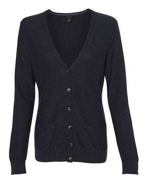 Van Heusen Women's Welt Pocket Cardigan Sweater - 13VS007