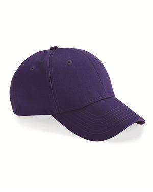 Brand: Valucap | Style: VC600 | Product: Structured Chino Cap