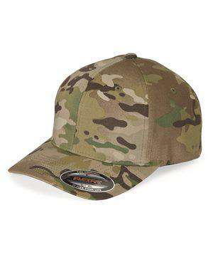 Brand: Flexfit | Style: 6277 | Product: Cotton Blend Cap