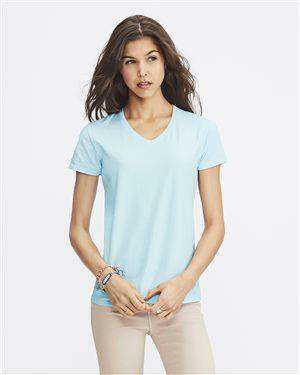Brand: Comfort Colors | Style: 3199 | Product: Women's V-Neck Tee