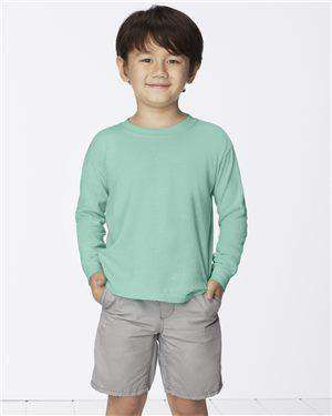 Brand: Comfort Colors | Style: 3483 | Product: Youth Long Sleeve Tee