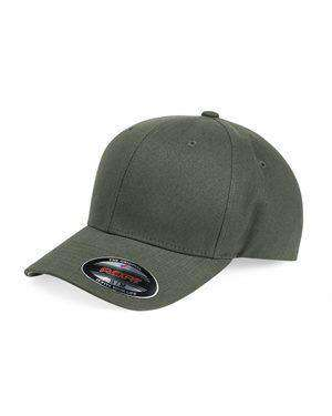 Brand: Flexfit | Style: 6377 | Product: Brushed Twill Cap