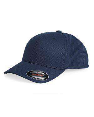 Brand: Flexfit | Style: 6577CD | Product: Cool & Dry Pique Mesh Cap