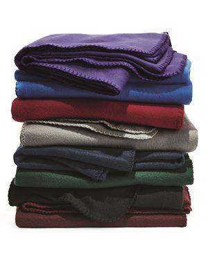 Brand: Alpine Fleece | Style: 8711 | Product: Value Throw Blanket