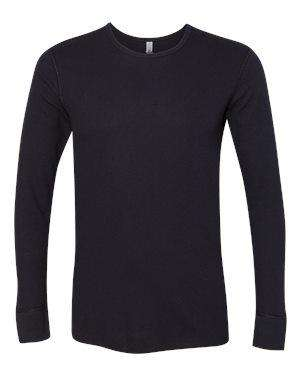 Next Level Unisex Long Sleeve Thermal T-Shirt - 8201