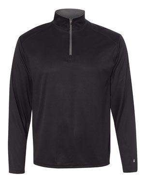 Badger Sport Men's Anti-Microbial Pullover Jacket
