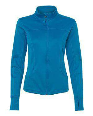 Independent Trading Women's Poly-Tech Track Jacket