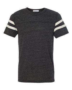 Alternative Men's Eco-Jersey® Football T-Shirt