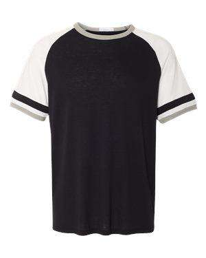 Alternative Men's Vintage Raglan Hockey T-Shirt - 5093