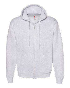 Hanes Men's EcoSmart® Full-Zip Hoodie Sweatshirt