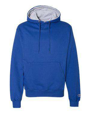 Champion Men's Pouch Pocket Hoodie Sweatshirt - S171