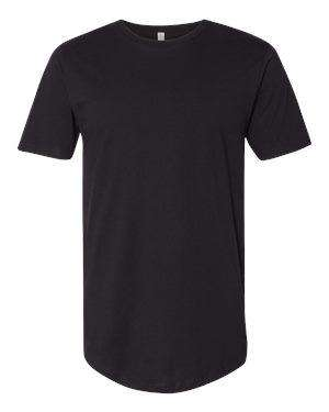 Next Level Men's Longer Body Crew Neck T-Shirt - 3602