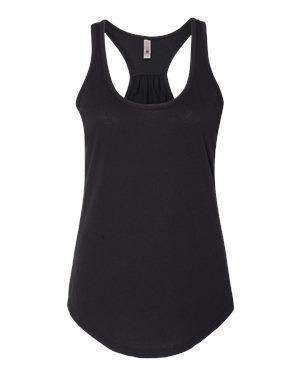 Next Level Women's Gathered Racerback Tank Top - 6338