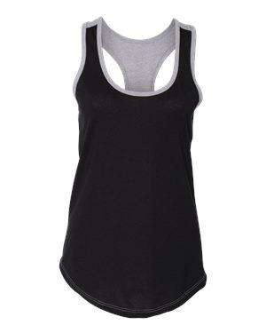 Next Level Women's Ideal Jersey Racerback Tank Top