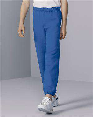 Brand: Gildan | Style: 18200B | Product: Heavy Blend Youth Sweatpants