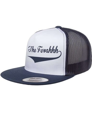The Fevahhh Trucker Snapback Cap