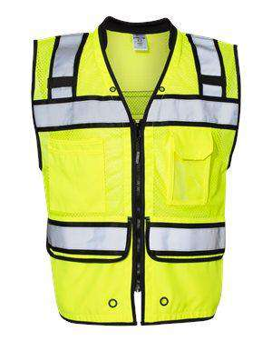 ML Kishigo Men's Performance Surveyors Safety Vest - 5005