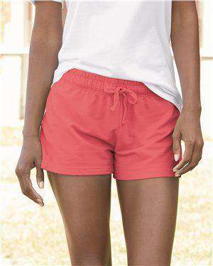 Brand: Comfort Colors | Style: 1537L | Product: Women's French Terry Shorts