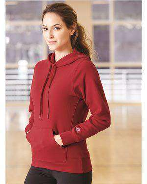 Brand: Russell Athletic | Style: LF1YHX | Product: Women's Lightweight Hooded Sweatshirt