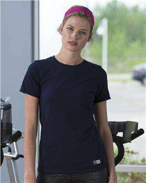 Brand: Russell Athletic | Style: 64STTX | Product: Women's Essential 60/40 Performance Tee