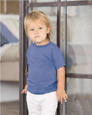 Brand: Bella + Canvas | Style: 3001T | Product: Toddler Short Sleeve Tee
