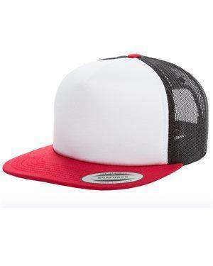 Brand: Yupoong | Style: 6005 | Product: Foam Trucker Cap