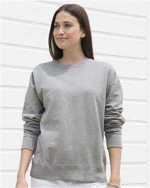 Brand: ComfortWash by Hanes | Style: GDH400 | Product: Garment Dyed Crewneck Sweatshirt