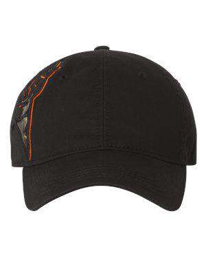 Dri Duck 3D Buck Applique Twill Cap - 3320