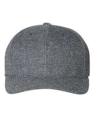 Flexfit Melange Six-Panel Golf Cap - 6355