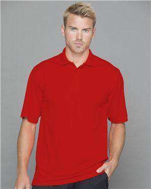 Brand: JERZEES | Style: 442M | Product: Dri-Power® Polyester Mesh Sport Shirt