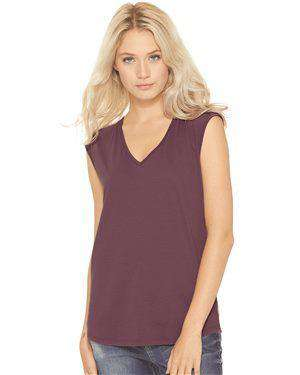 Brand: Next Level | Style: 5040 | Product: Women's Festival Sleeveless V