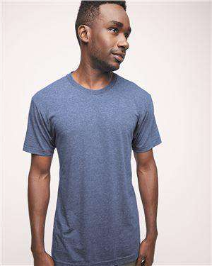 Brand: American Apparel | Style: TR401W | Product: Triblend Track T-Shirt