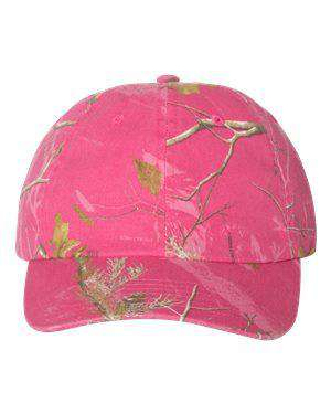 Kati Women's Unstructured Camouflage Cap