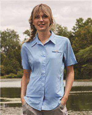 Brand: Columbia | Style: 127571 | Product: Women's PFG Tamiami™ II Short Sleeve Shirt