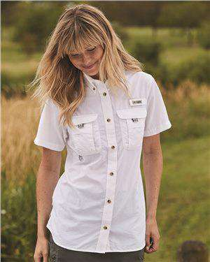 Brand: Columbia | Style: 139655 | Product: Women's PFG Bahama™ Short Sleeve Shirt