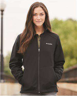 Brand: Columbia | Style: 177191 | Product: Women's Kruser Ridge™ Softshell Jacket