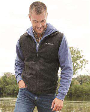 Brand: Columbia | Style: 163926 | Product: Steens Mountain™ Fleece Vest