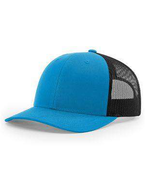 Brand: Richardson | Style: 115 | Product: Low Profile Trucker Cap