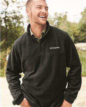 Brand: Columbia | Style: 162019 | Product: Steens Mountain Quarter-Zip Fleece